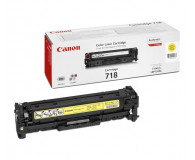 Canon CRG-718Y yellow 2900str. - 79290 - zdjęcie 1