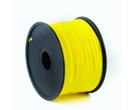 Gembird ABS Fluorescent Yellow 1kg - 485171 - zdjęcie 1