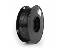 Gembird Polymer Glossy Silk Black 1kg - 485541 - zdjęcie 1