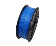 Gembird PLA Fluorescent Blue 1kg - 485460 - zdjęcie 1