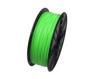 Gembird PLA Fluorescent Green 1kg - 485461 - zdjęcie 1