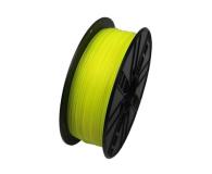 Gembird PLA Fluorescent Yellow 1kg - 485466 - zdjęcie 1