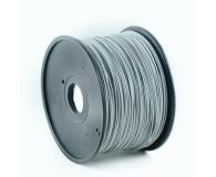 Gembird Filament PLA Grey 1kg - 485472 - zdjęcie 1