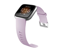 Fitbit Versa Lite Liliowa - 485348 - zdjęcie 3
