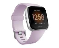 Fitbit Versa Lite Liliowa - 485348 - zdjęcie 1