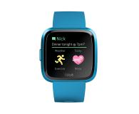 Fitbit Versa Lite Niebieska  - 485346 - zdjęcie 2