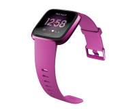 Fitbit Versa Lite Purpurowa - 485347 - zdjęcie 3