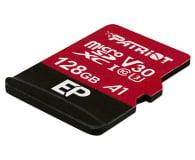 Patriot 128GB EP microSDXC 100/80MB (odczyt/zapis)  - 485620 - zdjęcie 2