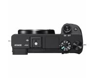 Sony ILCE A6400 body czarny  - 483096 - zdjęcie 4
