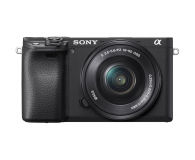 Sony ILCE A6400 + 16-50mm czarny  - 483101 - zdjęcie 1