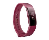 Fitbit Inspire Bordowa  - 485341 - zdjęcie 1