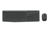 Logitech MK235 Wireless Keyboard and Mouse - 298534 - zdjęcie 1