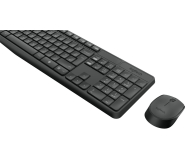 Logitech MK235 Wireless Keyboard and Mouse - 298534 - zdjęcie 7