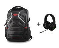 Targus Strike Gaming Backpack + Kraken Essential - 486858 - zdjęcie 1