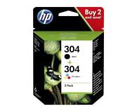 HP 304 3JB05AE CMYK - 483415 - zdjęcie 1