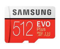 Samsung 512GB microSDXC Evo Plus zapis 90MB/s odcz 100MB/s - 485618 - zdjęcie 1