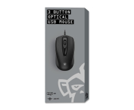 Silver Monkey Wired Optical Mouse - 487148 - zdjęcie 6