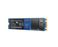 WD 500GB M.2 2280 PCI-E NVMe SSD Blue SN500  - 486496 - zdjęcie 2