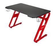 SpeedLink SCARIT Gaming Desk (Czarno-Czerwone) - 487363 - zdjęcie 1