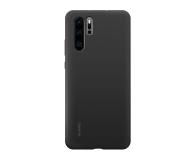 Huawei Silicone Case do Huawei P30 Pro czarny - 484451 - zdjęcie 1