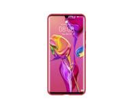 Huawei Silicone Case do Huawei P30 Pro czerwony - 484454 - zdjęcie 2