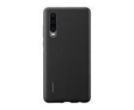 Huawei Plastikowe Plecki do Huawei P30 czarny - 484502 - zdjęcie 1