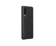 Huawei Plastikowe Plecki do Huawei P30 czarny - 484502 - zdjęcie 3