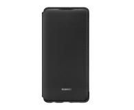 Huawei Wallet Cover do Huawei P30 czarny - 484510 - zdjęcie 1