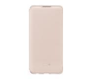 Huawei Wallet Cover do Huawei P30 różowy  - 484511 - zdjęcie 1