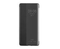 Huawei Smart View Flip Cover do Huawei P30 Pro czarny - 484466 - zdjęcie 1