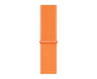 Apple  Opaska sportowa pomarańczowa do koperty 44 mm - 487984 - zdjęcie 3
