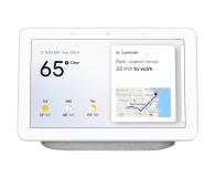 Google Home Hub biały  - 486933 - zdjęcie 1