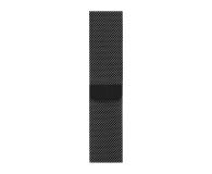 Apple Bransoleta mediolańska czarna do koperty 40 mm - 487904 - zdjęcie 3