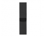 Apple Bransoleta mediolańska czarna do koperty 44 mm - 488014 - zdjęcie 3