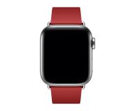 Apple Pasek z Klamrą Nowoczesną do Apple Watch rubinowy - 487898 - zdjęcie 2