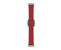 Apple Pasek z Klamrą Nowoczesną do Apple Watch rubinowy - 487898 - zdjęcie 3