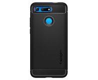 Spigen Rugged Armor do Honor View 20 Black - 486449 - zdjęcie 4