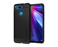 Spigen Rugged Armor do Honor View 20 Black - 486449 - zdjęcie 1