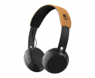 Skullcandy Grind Wireless Czarno-brązowe - 487918 - zdjęcie 1