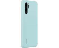 Huawei Silicone Case do Huawei P30 Pro jasny niebieski  - 484458 - zdjęcie 3