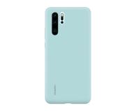 Huawei Silicone Case do Huawei P30 Pro jasny niebieski  - 484458 - zdjęcie 1