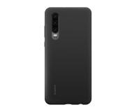 Huawei Silicone Case do Huawei P30 czarny - 484496 - zdjęcie 1