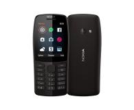 Nokia 210 czarny - 489105 - zdjęcie 1