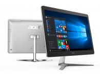 Acer Aspire Z24 i5-7400T/8GB/256/DVD/W10 Touch - 473242 - zdjęcie 3
