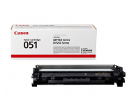 Canon CRG-051 czarny 1700str.  - 477570 - zdjęcie 1