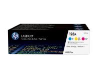 HP HP 128A CF371AM CMY 3szt. - 483646 - zdjęcie 1