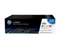 HP HP 125A CF373AM CMY 3szt - 483648 - zdjęcie 1