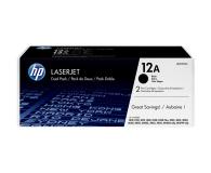 HP 12A  black 2szt - 483657 - zdjęcie 1