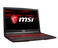 MSI GL63 i5-9300H/8GB/256 GTX1650 - 503100 - zdjęcie 4
