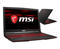 MSI GL63 i7-8750H/16GB/480+1TB GTX1660Ti - 493208 - zdjęcie 1